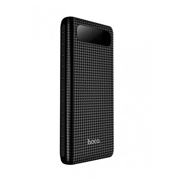 Power Bank Hoco B20A Mige LCD 20000mAh (черный)