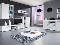 Вітальня SAMBA З білий (модульні меблі) (Cama)