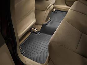 Ковры резиновые WeatherTech задние черные Accord  USA sedan  2009-2013