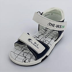 Відкриті сандалі на малюка, Казка розміри: 21-26