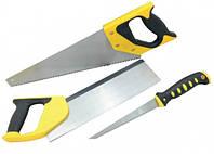 Ножовки СТАЛЬ 40108 набор 3 шт Арт.43984