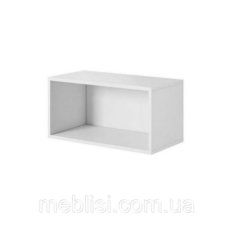 Пенал Roco RO-4 белый (модульная мебель) (CAMA)