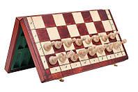 Деревянные шахматы «Магнитные» 38 см, фото 1