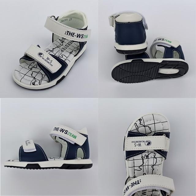 Открытые сандалии на малыша, Сказка фото