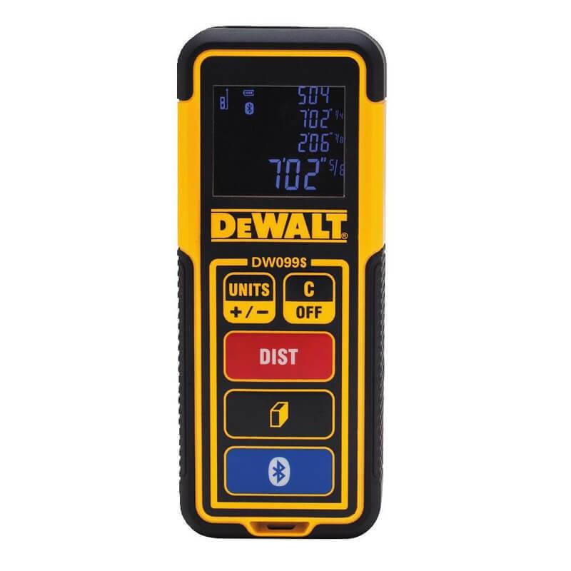 Дальномер лазерный DeWALT DW099S