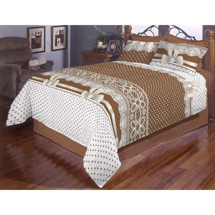 Двуспальное постельное белье Бязь Gold - Пальнема
