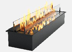 Топливный блок для биокамина Slider glass 600 GlossFire (slider-glass-600)