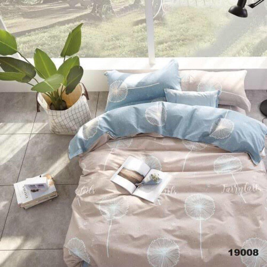 Двоспальна постільна білизна Бязь Gold - Одуван Фан-фан 450/500 грн (ціна за 1 шт +50 грн)