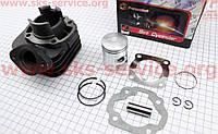 Цилиндро-поршневая группа Honda DIO ZX AF-34/35, LEAD AF-48, на 50 кубов (цпг Ø 40 мм) палец 12мм