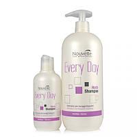 Nouvelle Regular Herbs Shampoo (Растительный шампунь для ежедневного использования 1000 мл