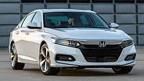 Honda Accord USA 2018+