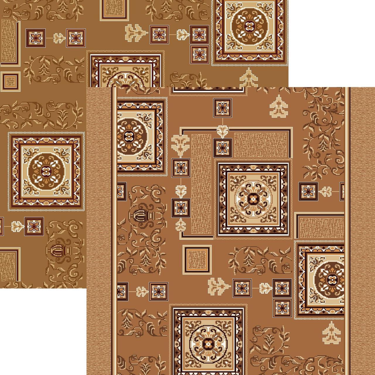 Напольное покрытие ковролин Напол №1359/43а6