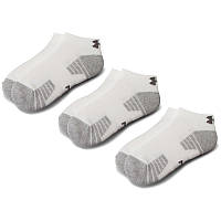 Спортивные носки Under Armour Heatgear Tech Locut Socks Low 1Pk White