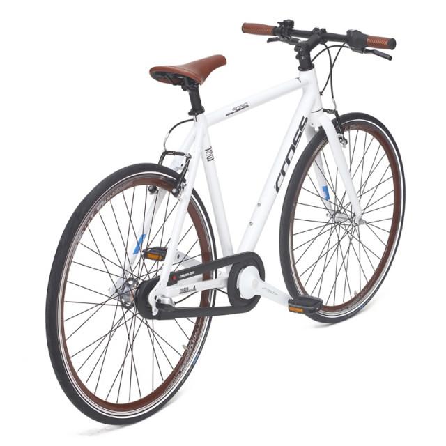 """Велосипед 28"""" CROSS Spria рама 17"""" 2017 белый"""