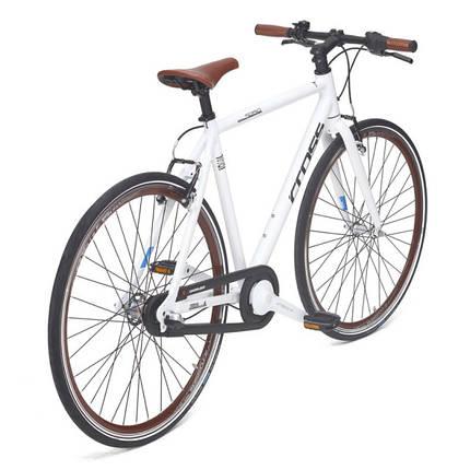 """Велосипед 28"""" CROSS Spria рама 17"""" 2017 белый, фото 2"""