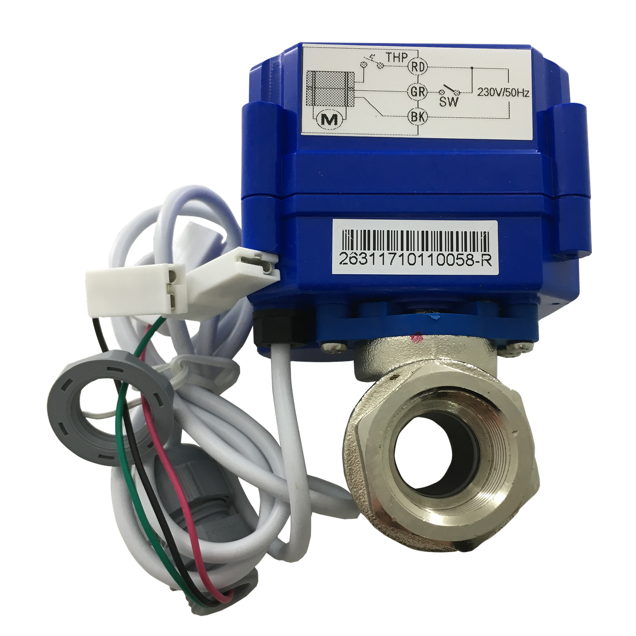 Клапан автоматической очистки парогенератора AUTO CLEAN VALVE для HNS