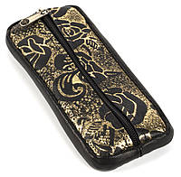 Стильная кожаная ключница с натуральной кожи ручной работы art.  (104290), фото 1