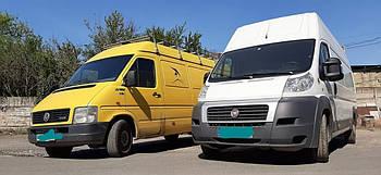 Вантажні перевезення по місту Мукачево та Закарпаттю