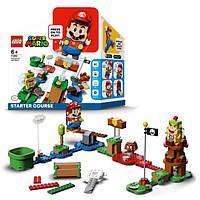Конструктор Lego Mario: Пригоди Маріо (71360)