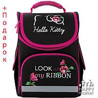 Рюкзак школьный ортопедический каркасный Kite Education Hello Kitty HK20-501S