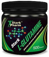 Глютамін L-Glutamine Stark Pharm 500 г