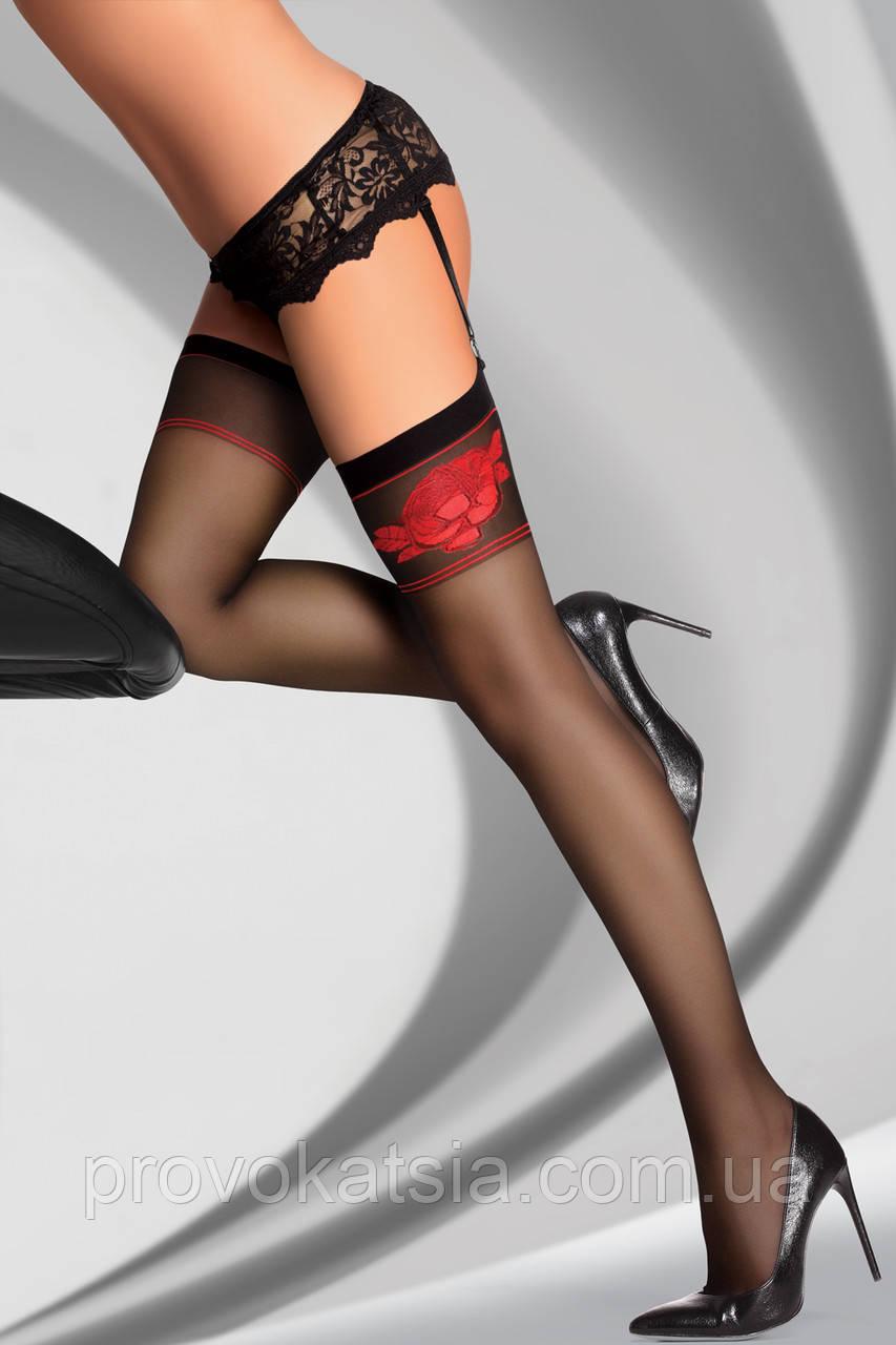 Amarachia 20 den панчохи чорні Livia Corsetti Fashion