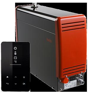 Парогенератор для хаммама - турецкой бани Helo Steam Pro 9,5 кВт
