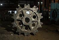 Отливка промышленных деталей, запасных частей, фото 4