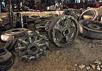 Отливка промышленных деталей, запасных частей, фото 2