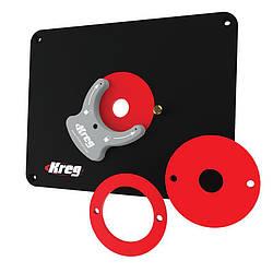 Пластина Kreg для кріплення фрезера