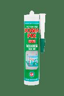 Силикон SomaFix S220 аквариумный 280 мл черный