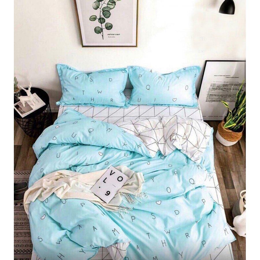 Полуторное постельное белье Сатин Люкс (100% хлопок) - KWL1926