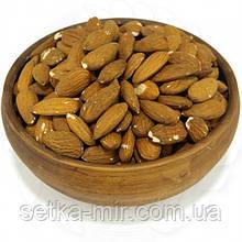 Миндаль сырой натуральный 0,1 кг. без ГМО