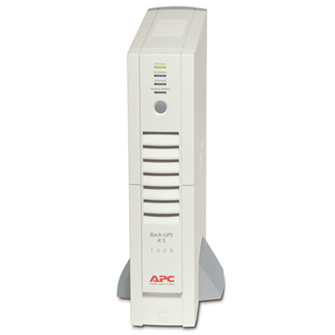 Источник бесперебойного питания APC Back-UPS RS 1000VA без аккумулятора, б/у