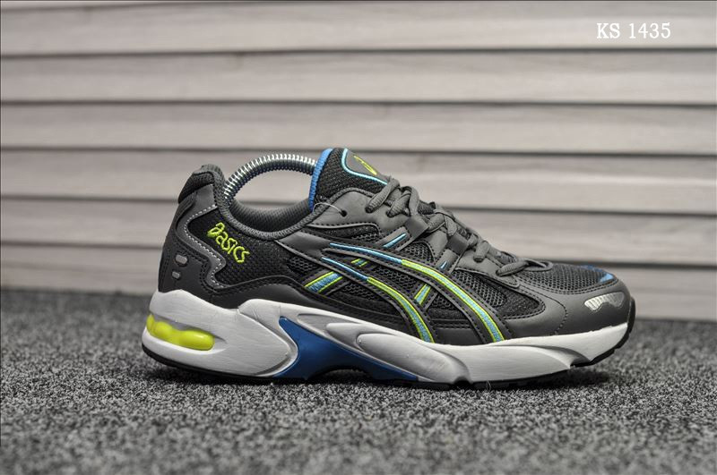 Мужские кроссовки Asics Gel Lyte 5 OG, серые / чоловічі кросівки асікс (Топ реплика ААА+)