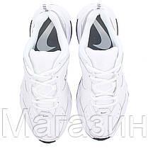 Мужские кроссовки Nike M2K Tekno White (Найк Текно) бежевые, фото 3