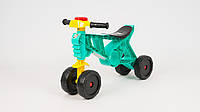 Каталка-толокар Беговел детский Мотоцикл ORION 188-BR Бирюзовый (NA00599)