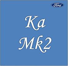 Ford Ka Mk2 2008-2016