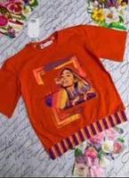 Детская летняя одежда для девочек от 6 до 9 лет.