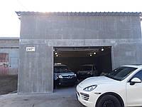 Строительство гаражей под ключ в Днепре