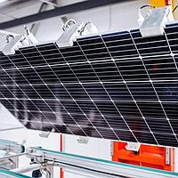 На українські сонячні панелі чекають в США