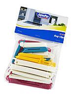F1-00974, Кліпси, затискачі для пакетів/пакетів, 30 шт., AquaPur