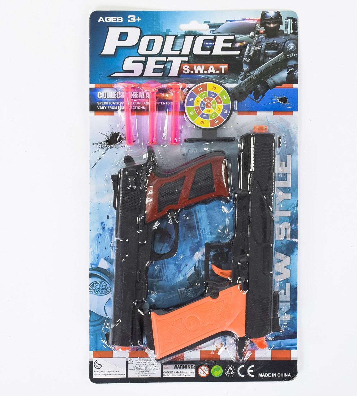 Набор полиции Police Set