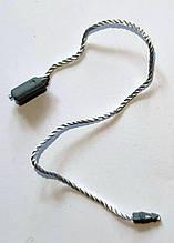 Пломба для одежды и сумок серая (1000 шт/уп)