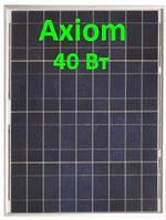 Солнечная панель 40Вт АХ-40Р-36 Axioma