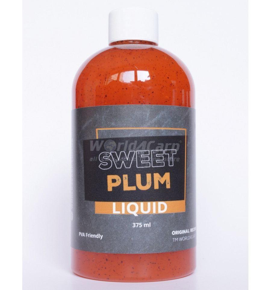 Ликвид World4Carp Sweet Plum, 375 ml