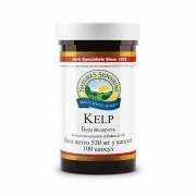 Келп Бурая водоросль (Kelp )Джерело натурального йоду.Для нормалізації роботи щитовидної залози