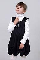 """Сарафан школьный для девочки  М-861 рост 128 тм """"Попелюшка"""", фото 1"""
