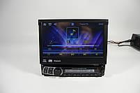 """Автомагнитола 1Din Pioneer 712 с экраном 7"""" (магнитола пионер Отличный звук/30 станций/AUX) + ПОДАРОК!, фото 2"""