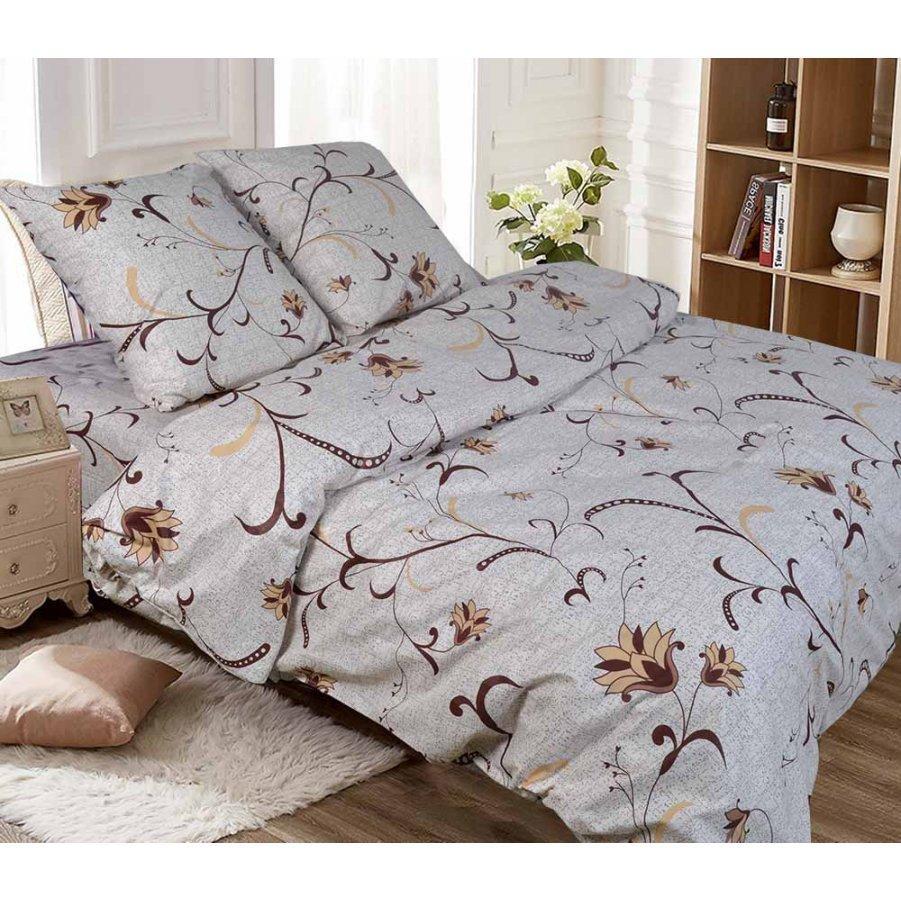 Семейное постельное белье Бязь Gold - Золотая кованка